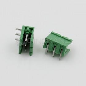 PCB5.08-3P 接線端子 公180度 (2入)