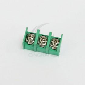 8500-3P綠色接線端子10A300V間距8.5(2入)