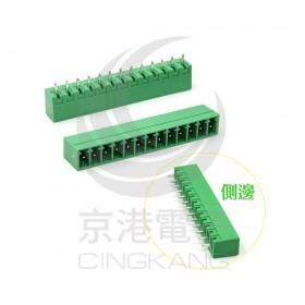 PCB直針接線端子 KF2EDG-13P 3.81MM 公頭(2入)