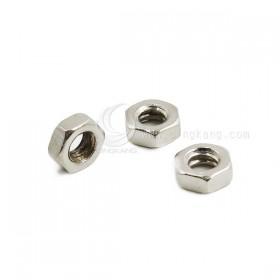 D型接頭螺帽 內牙2.6 mm  外徑4.85 mm (100PCS/包)