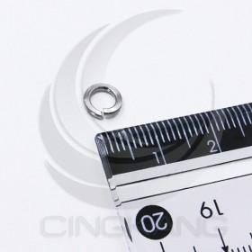 白鐵華司 M4(S)含彈簧 (10pcs/包)