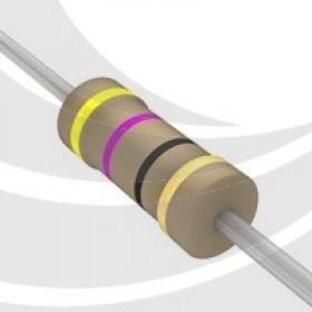 碳膜電阻 1/4W 47Ω