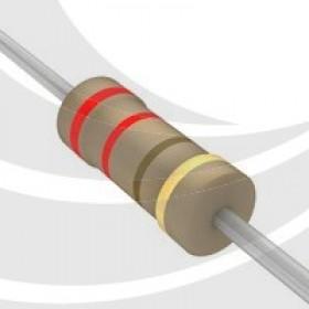 碳膜電阻 1/4 220Ω  ±5%