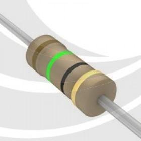 碳膜電阻 1/4W 15Ω ±5%