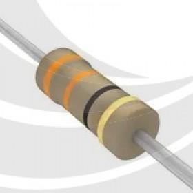 碳膜電阻 1/4W 33Ω ±5%