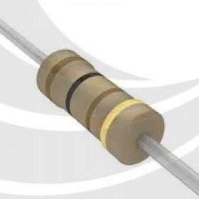 碳膜電阻 1/4W 100Ω ±5%