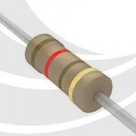 碳膜電阻 1/4W 120Ω ±5%