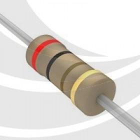 碳膜電阻 1/4W 200Ω ±5%
