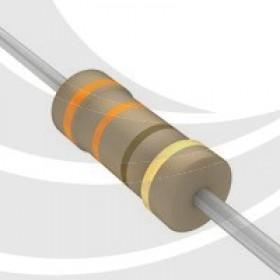 碳膜電阻 1/4W 330Ω ±5%
