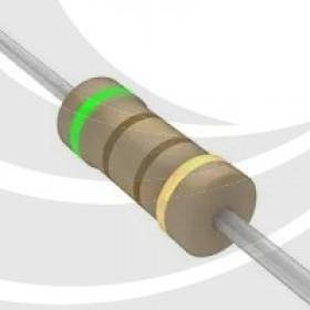 碳膜電阻 1/4W 510Ω ±5%