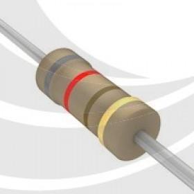 碳膜電阻 1/4W 820Ω ±5%