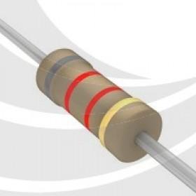 碳膜電阻 1/4W 8.2K ±5%