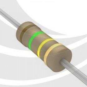 碳膜電阻 1/4W 150K ±5%