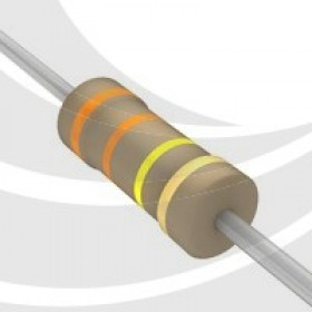 碳膜電阻 1/4W 330K ±5%