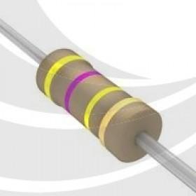 碳膜電阻 1/4W 470K ±5%