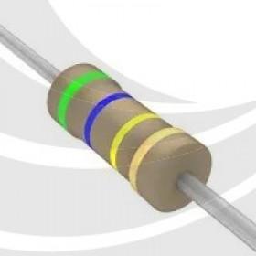 碳膜電阻 1/4W 560K ±5%