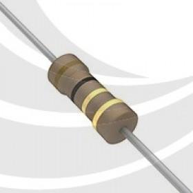 碳膜電阻 1/2W 1.0Ω  ±5%