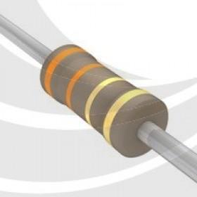 碳膜電阻 1/2W 3.3Ω  ±5%
