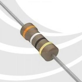 碳膜電阻 1/2W 39Ω  ±5%