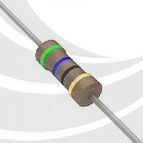 碳膜電阻 1/2W 56Ω  ±5%