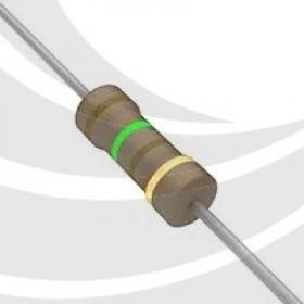 碳膜電阻 1/2W 150Ω  ±5%