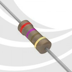 碳膜電阻 1/2W 270Ω  ±5%