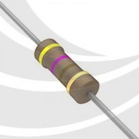 碳膜電阻 1/2W 470Ω  ±5%