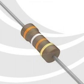 碳膜電阻 1/2W 39K  ±5%