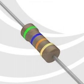 碳膜電阻 1/2W 56K  ±5%