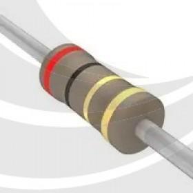碳膜電阻 1/2W 2.0Ω  ±5%
