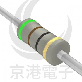 碳膜電阻 1W 51Ω  ±5%