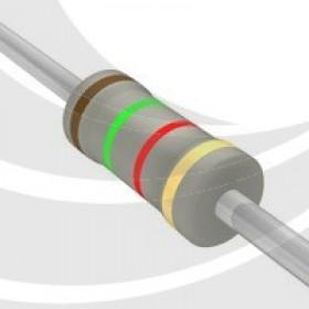 碳膜電阻 1W 1.5K  ±5%