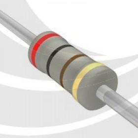 碳膜電阻 1W 200Ω  ±5%