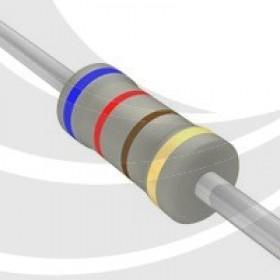 碳膜電阻 1W 620Ω  ±5%
