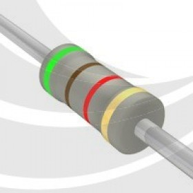 碳膜電阻 1W 5.1K  ±5%