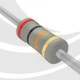碳膜電阻 1W 20K  ±5%