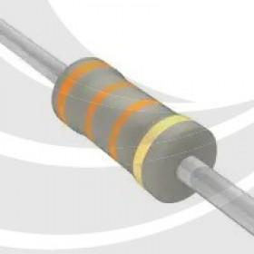 碳膜電阻 1W 33K  ±5%