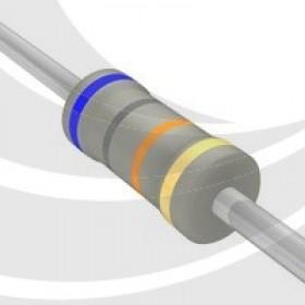碳膜電阻 1W 68K  ±5%