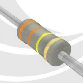 碳膜電阻 1W 330K  ±5%