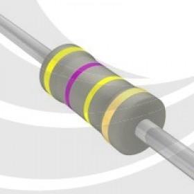 碳膜電阻 1W 470K  ±5%