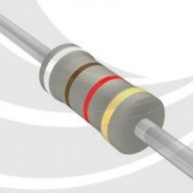 碳膜電阻 1W 9.1K  ±5%