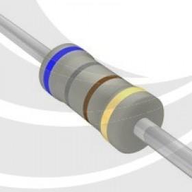 碳膜電阻 1W 680Ω  ±5%