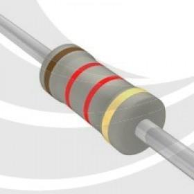 碳膜電阻 1W 1.2K 5%
