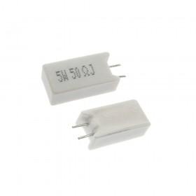 陶瓷水泥電阻 立式 5W 50Ω (10PCS/包)