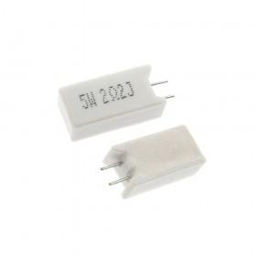 陶瓷水泥電阻 立式 5W 2.2Ω (10PCS/包)