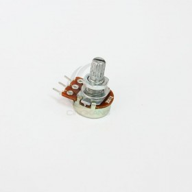 單聯電位器 B10K 柄長20MM(三腳)