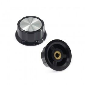 圓形旋鈕(銅心)特大 38*20mm 可變電阻