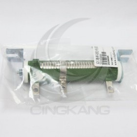 半可調瓷管電阻器(線繞) 50W 5Ω