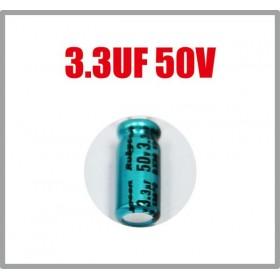 一般電容3.3UF 50V 5*12 (10顆入)