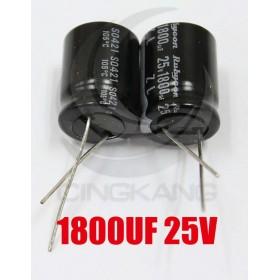 一般電容1800UF 25V 16*20 (2顆入)